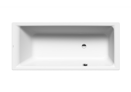 Kaldewei Puro Side Overflow Steel Bath - Various Sizes
